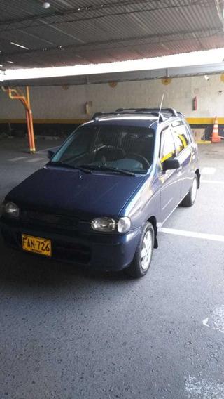 Chevrolet Alto Aire Acondicionado