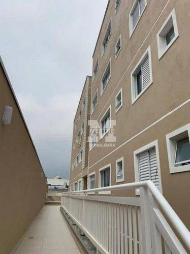 Imagem 1 de 23 de Apartamento Com 2 Dormitórios À Venda, 58 M² Por R$ 269.996,02 - Vila Milton - Guarulhos/sp - Ap2925