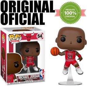 Boneco Nba Michael Jordan Pop Funko 54 Original Selo Oficial