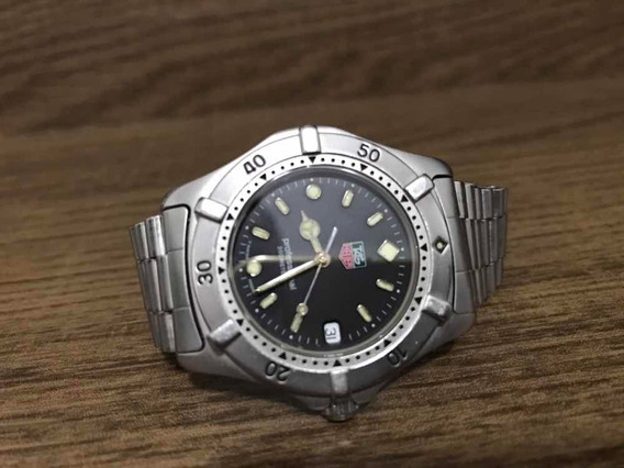 Tag Heuer 2000 Professional Diver 200m Black Quartz We1110