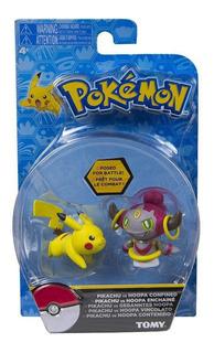 Pokemon Figura 4 Modelo Action Tomy Original 18445 Bigshop
