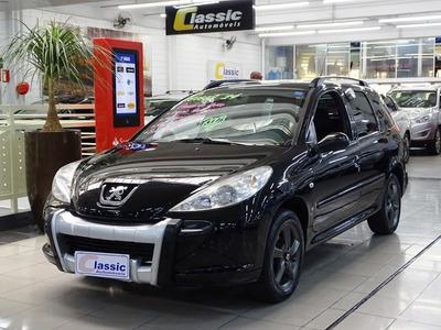 Peugeot 207 Sw Xr 1.4 Flex
