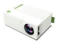 Mini Mobile Projector, Deeplee Portátil Projetor Home Built