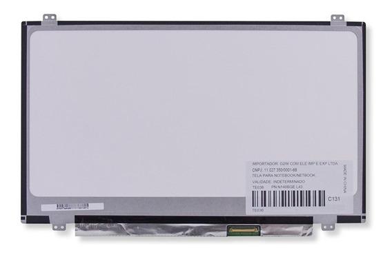 Tela Para Notebook Intelbras I680 14 Hd Marca Bringit