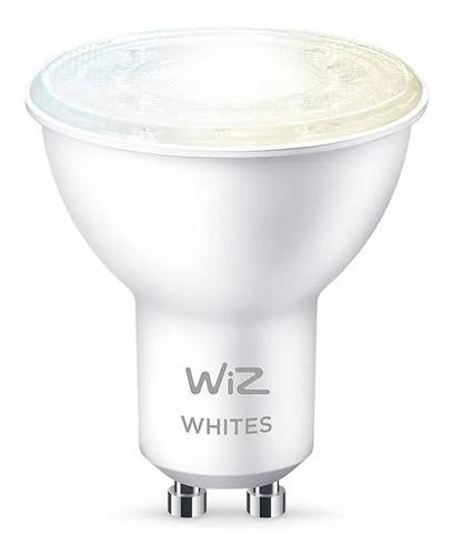 Lampara Led Smart Wiz Wifi Calido/fria Dicroica 4.9w Gu10