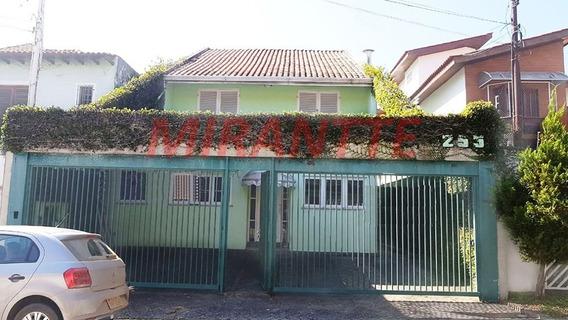 Casa Terrea Em Jardim Adalgiza - Osasco, Sp - 176556