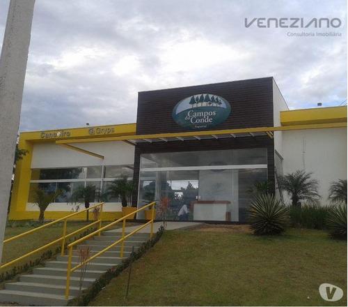 Terreno À Venda, 340 M² Por R$ 230.000,00 - Campos Do Conde - Piracicaba/sp - Te0262