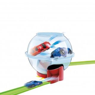 Juguete Pista Autos Autitos Esfera 14 Piezas Babymovil 8205
