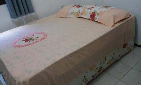 Colcha Cama Box