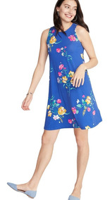 Vestido Casual Dama Mujer Corto Sin Mangas 390739 Old Navy