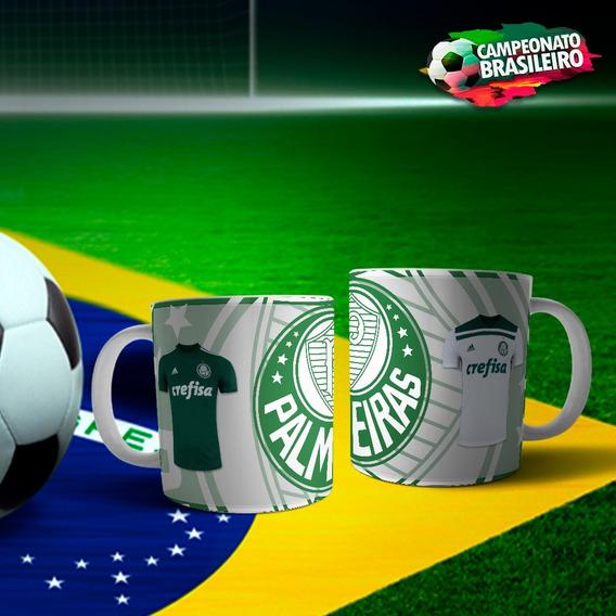 Estampas Canecas Personalizadas Times Futebol Brasileiro
