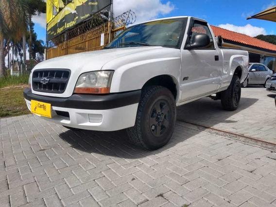 Chevrolet S-10 (c.sim) 4x2 2.4 Mpfi
