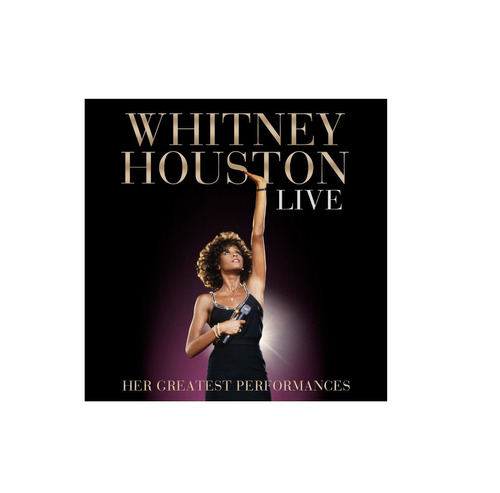 Whitney Houston - Live Her Greatest Performances Cd+dvd - S