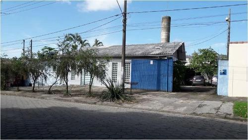 Galpão Para Venda Em Itanhaém, Sabauna, 5 Banheiros, 7 Vagas - It389_2-1170725