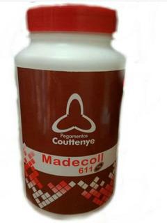 Pega Madecoll 611 Galon Cola Blanca Parquet Super Formica