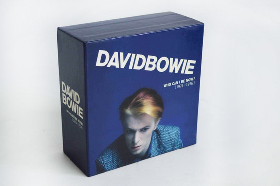 Box David Bowie Who Can I Be Now? (1974-1976) Promoção!