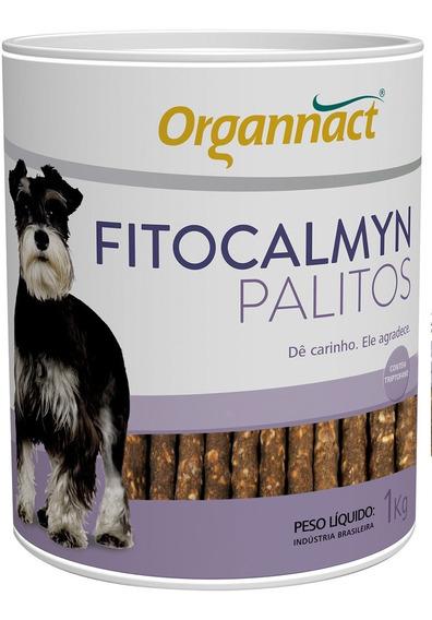 Fitocalmyn Palitos 1kg Organnact 1 Kg