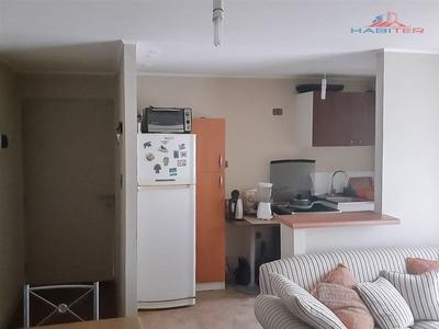 Departamento En Arriendo De 1 Dormitorio En Temuco