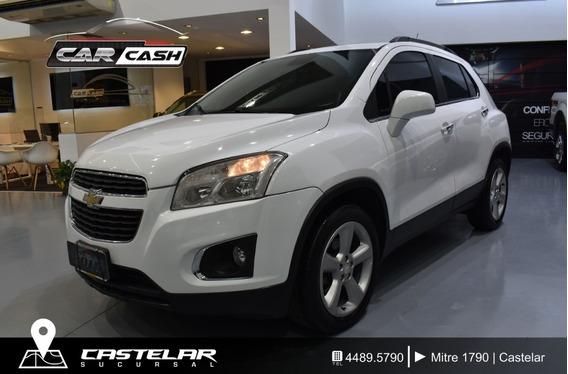 Chevrolet Tracker 1.8 Ltz Plus Aut 4wd - Car Cash