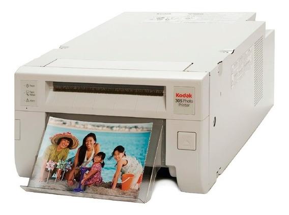 Impressora Fotográfica Kodak 305 + 1 Papel E Ribbon 320fotos