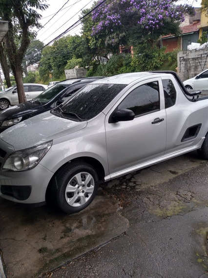 Chevrolet Montana 2019 1.4 Ls Econoflex 2p