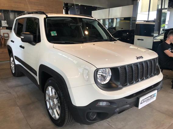 Jeep Renegade Sport 1.8 Automatico Flex 2018