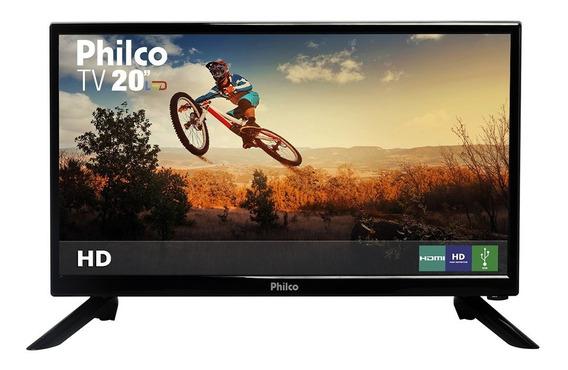 Tv Led 20 Philco Ph20n91d Hd Conversor Digital 1 Hdmi Usb