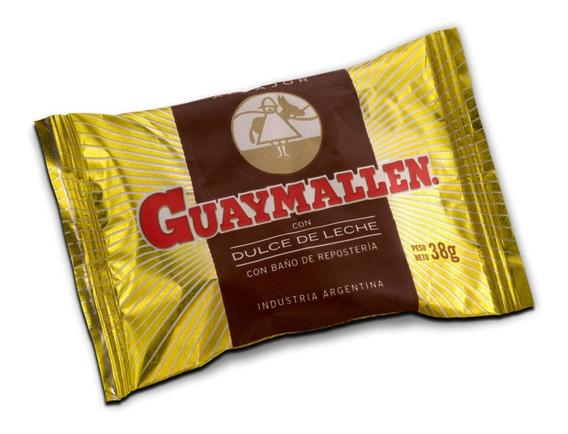 Alfajor Guaymallen Chocolate Dulce De Leche Choco X1