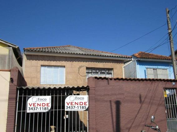 Casa Com 2 Dormitórios À Venda, 180 M² Por R$ 425.000 - Jardim São Ricardo - Guarulhos/sp - Ca0784