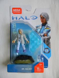 Dr. Halsey Halo Mega Construx Serie 8