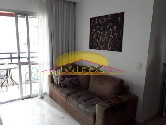 Apartamento - 3 Dormitórios - Vila Gumercindo - Mr10153