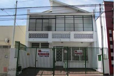 Casa Comercial Para Locação, Centro, Guarulhos. - Ca0001