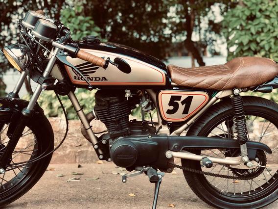 Café Racer - Honda Cg 125