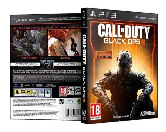 Call Of Duty Black Ops 3 Travado