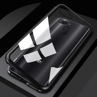 Capa Capinha Case Magnética Xiaomi Mi 8 Lite Cores Envio Já