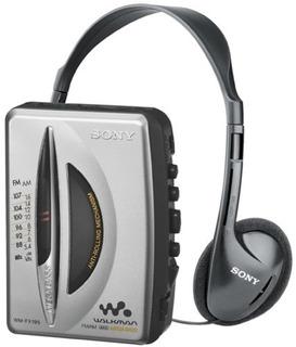 Sony Wm-fx195 Reproductor De Casete Estéreo Am / Fm Walkm...