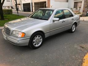 Mercedes-benz Clase C 2.2 220 Elegance