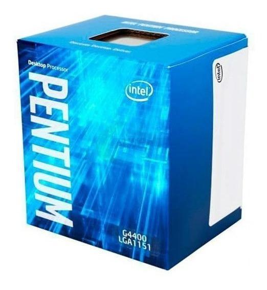 Processador Intel Pentium G4400 Lga1151 + Cooler