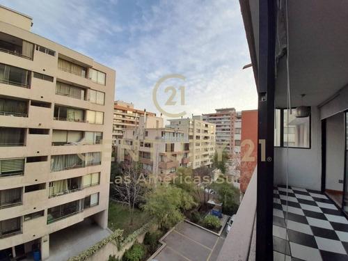 Imagen 1 de 9 de Depto En Venta  1d 1b 1e 2 Bodegas Providencia, Metro Iné...