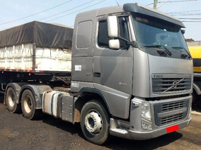Volvo Fh 460 6x2- I Shift/ - Rodotrem 9 Eixos 2014