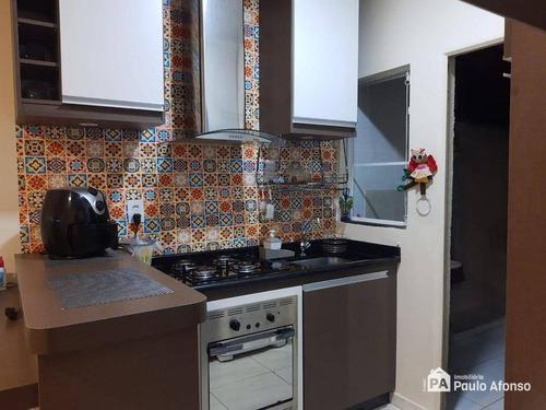Casa No Bairro Estância São José- Poços De Caldas Mg. - Ca1289