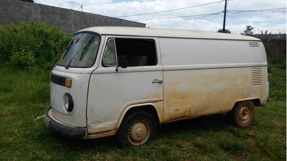 Volkswagen Kombi Sucata Furgão