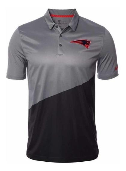 Playera Nike Polo Patriots (talla M) Nfl 100% Original Brady