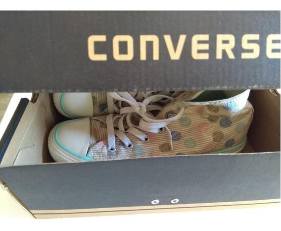 Zapatillas Para Mujer Marca All Star Converse Originales