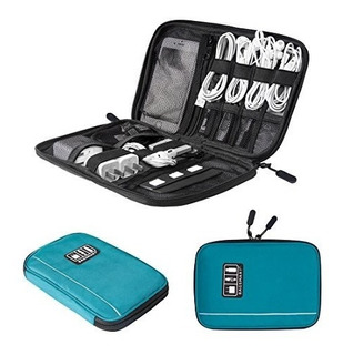 Estuches Para Varios Usb, Teléfono, Cargador Y Cable,