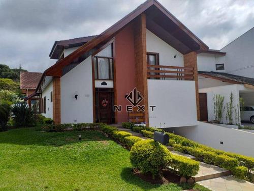 Imagem 1 de 30 de Casa Com 3 Dormitórios À Venda, 400 M² Por R$ 1.900.000 - Alphaville 06 - Santana De Parnaíba/sp - Ca0856