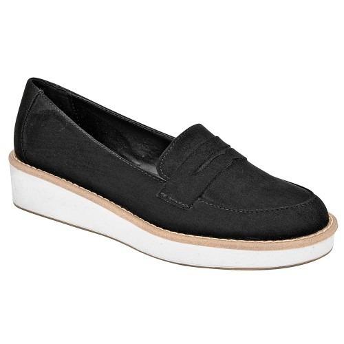 Zapato Casual Mujer Been Class Negro 87554 Envio Inmediato