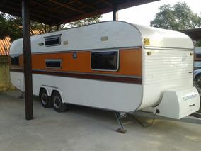 Trailer Turiscar Modêlo Vila Rica Luxo 700 Sl Ano 88