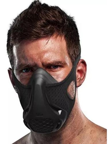 Máscara De Entrenamiento Tec Workout Mask Plus - 16 Nivele