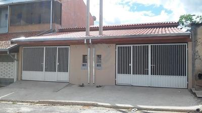 Casa Nova - Recém Construída Com 02 Dormitórios, Sendo 01 Suíte No Jd. Maria Antônia, Sumaré /sp. - Ca00502 - 32006970